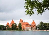 Trakų kultūros rūmuose duris atveria nauja meno galerija