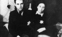 Dita Šperling su vyru Juda Zupavičiumi