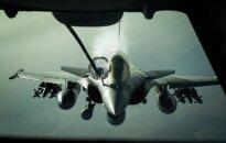 СМИ сообщают о сближении истребителя НАТО с самолетом Шойгу