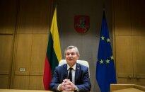 Žiūrėjau interviu su būsimu Seimo pirmininku – pasibaisėjau