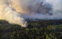 6 ha lasu pali się wokół strefy zamkniętej w Czarnobylu