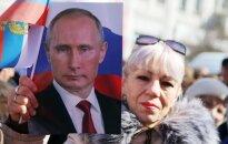 Социологи США опубликовали исследование об отношении россиян к Путину