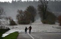 Жертвами наводнения в Германии стали четыре человека