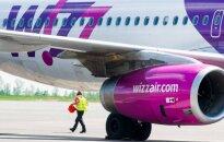 Wizz Air получит от Каунаса 0,5 млн. евро на новые рейсы