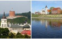 Vilnius ir Kaunas