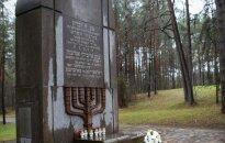 Holocaust memorial in Paneriai