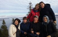 Vilniaus progimnazijos mokytojos lankėsi Suomijoje