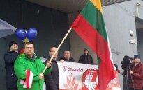 В Литве высказали поддержку протестующим жителям Беларуси