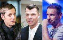 Saulius Prūsaitis, Juozas Statkevičius, Marijonas Mikutavičius