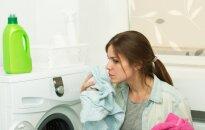 Pigią skalbimo mašiną įsigyti norėjęs pirkėjas jaučiasi apgautas