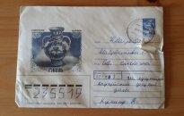 Rastas 30 metų neskaityto laiško siuntėjas