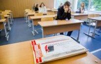 Dvyliktoko įspūdžiai po egzamino: žinau, kokių temų užduočių trūksta