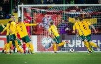 В отборочном матче литовская сборная по футболу одержала победу над сборной Мальты