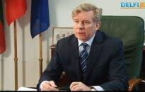 Ажубалис: задача председательства Литвы в ЕС – быть честным брокером