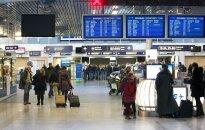Из-за реконструкции в Вильнюсском аэропорту число туристов летом сократится на 40%