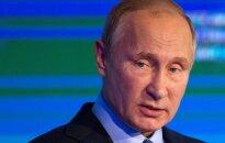 Опрос: рейтинг Путина вырос до годового максимума - 84%