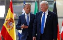 В ЕС назвали первую встречу с президентом Трампом очень хорошей