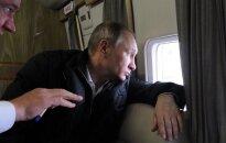 Путин включил аннексированный Крым в состав Южного федерального округа