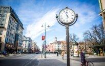 26 марта Литва переходит на летнee время