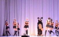 Танец пчелок оренбургской школы танцев впечатлил интернет