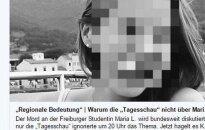 Германия: убийство девушки усилило раскол по вопросу мигрантов