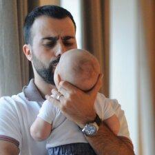 Ko pasigenda Lietuvoje gyvenantis 2 vaikų tėtis italas