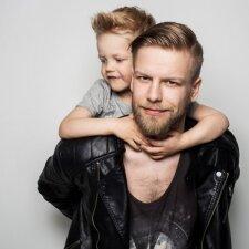Lietuvoje vis dar paplitę stereotipai apie tėčius