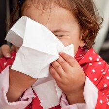 Mokome vaiką išsipūsti nosį: 2 smagūs būdai