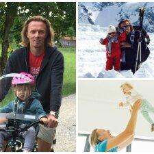"""Arnas Jurskis: verslas ir tėvystė - misija įmanoma <sup style=""""color: #ff0000;"""">(FOTO)</sup>"""