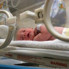 Po gimdymo liko nuoskaudų: iš manęs tiesiog tyčiojosi