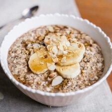 Kokie pusryčiai vaikui geriausi žiemą