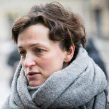 Kristina Savickytė-Damanskienė prabilo apie skaudžią savo praeities patirtį