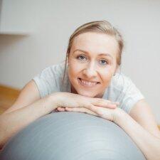 Jovitos nėštumo dienoraštis. 26 savaitė: kodėl aš reguliariai sportuoju