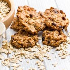 Sveiki ir be galo skanūs avižiniai sausainiai