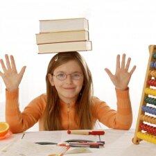 Paprastas būdas kasdien mokyti vaikus matematikos