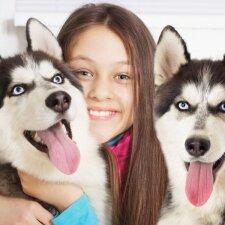 Dar viena svari priežastis leisti vaikui auginti šuniuką