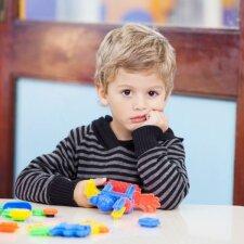 Ką padovanoti vaikui, kuriam diagnozuotas autizmas