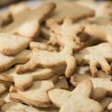 Sausainėliai, kurie tirpsta burnoje tiesiogine šio žodžio prasme