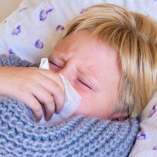 Kosulys: kaip suprasti, kad jis tampa pavojingas ir gali baigtis plaučių uždegimu?