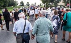Atminties maršas Molėtuose