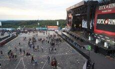 Vokietijoje evakuotas Rock Am Ring festivalis