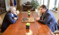 Linas Linkevičius, Garis Kasparovas