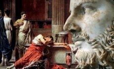 Baisiau už Kaligulą: šokiruojančios Romos imperatoriaus Lucijaus Komodos pramogos