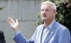 Carlas Bildtas ES užsienio reikalų ministrų susitikime Briuselyje