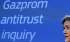 Gazprom tyrimas EK