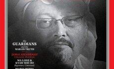 """""""Time"""" metų žmogaus titulas atiteko Jamalui Khashoggi"""