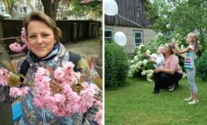 Sigita augina 9 vaikus, iš kurių pagimdė du
