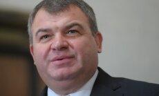 A.Serdiukovas