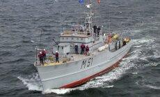 Построенный в 1959 году военный корабль нужен на случай войны?