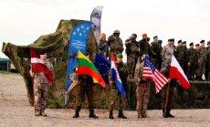 Polska na 18 miejscu w rankingu militarnym na świecie. Litwa na 97 między Tanzanią a Nepalem